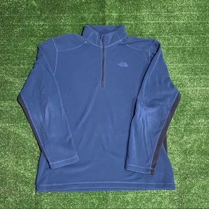 The North Face 3/4 Zip Pullover